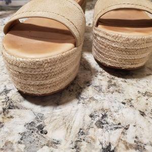 Joie platform sandals